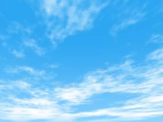 Product picture db Clouds 02 Clear Blue Sky 720x480